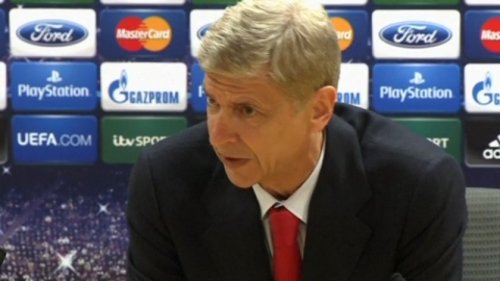 Wenger Says Arsenal Are Consistent, Will Get Better