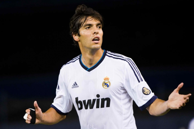 Kaka Aims To Leave Real Madrid