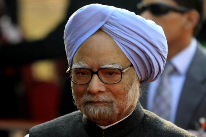 Indian PM Highlight Bright Side Of Crashing Rupee