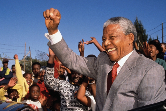 Mandela Continues His Recovery At Home