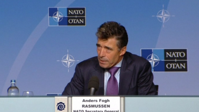 NATO: Firm Response Needed To Syria Chemical Attack