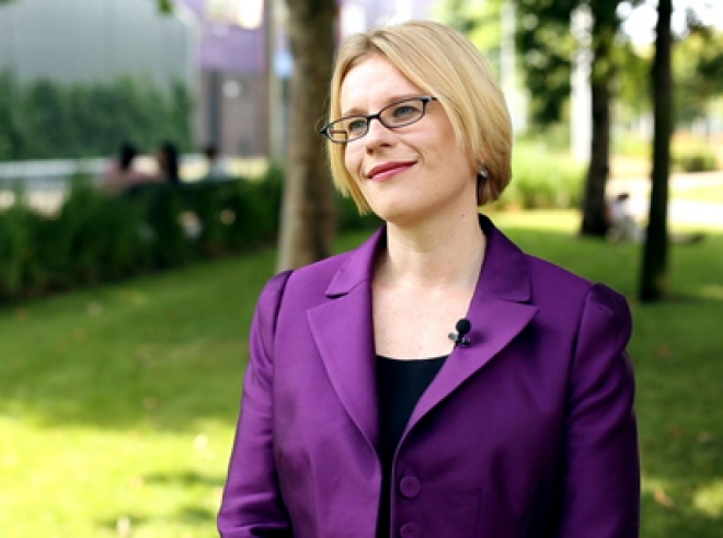 Breaking the Glass Ceiling: Financial Ombudsman CEO Natalie Ceeney on Anti-Box Ticking Exercises
