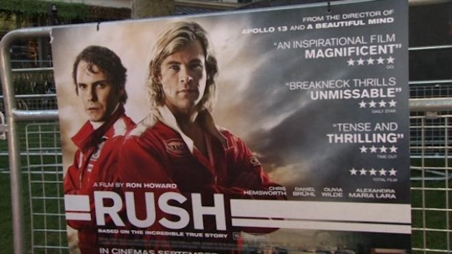 Stars Rush To World Premiere Of New Ron Howard Film