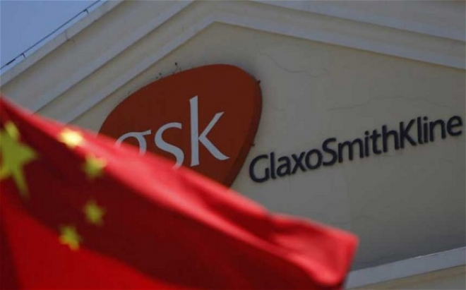 GlaxoSmithKline Sacks Staff on China Bribery Scandal