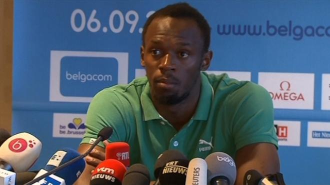 Bolt Hints At Retirement After Rio 2016