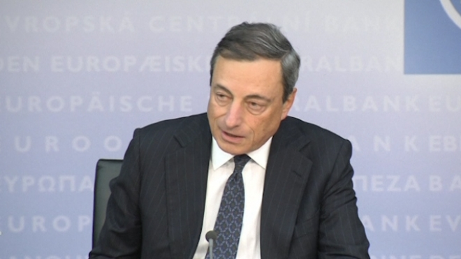 ECB Holds Rates As Recovery Takes Hold
