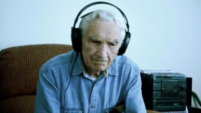 96-Year Old Man Writes Love Song To Late Wife