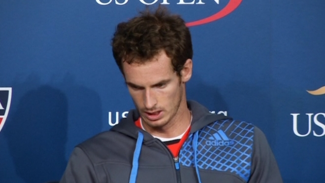 Andy Murray Crashes Out Of The U.S. Open
