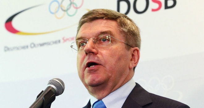 Bach Is Elected As The New IOC President