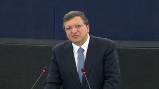 Barroso: Europes Greatest Downside Risk Is Now Political