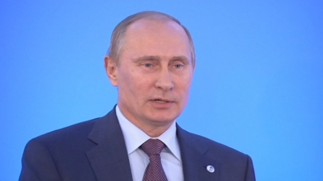 Putin Warns U.S. Ahead of Kerry Talks in Geneva