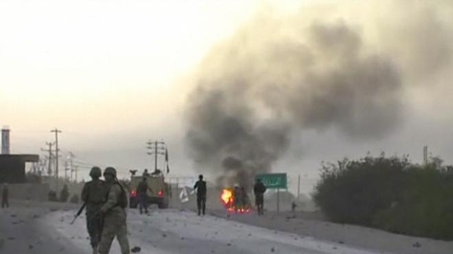 US Consulate Attack In Herat Leaves 3 Dead