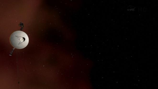 Scientists Confirm Voyager 1 Is In Interstellar Space