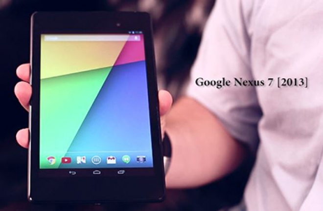 Tech Review: Google Nexus 7 [2013]