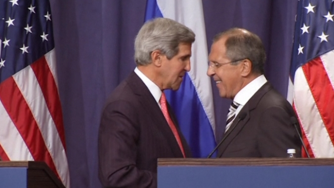 U.S. And Russia Agree Deal On Syria Chemical Weapons