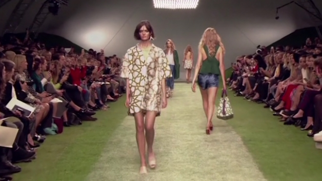 Topshop Launches Biggest Show Yet At London Fashion Week