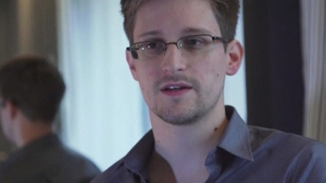 Snowden In Running For European Rights Prize