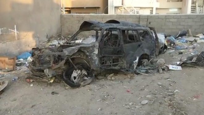 Wave Of Bombings Kill At Least 32 Across Iraq