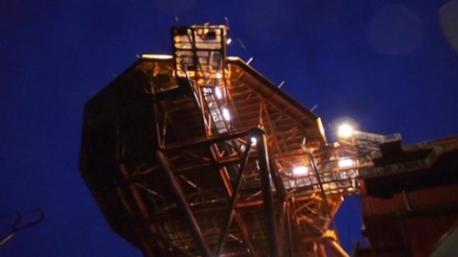 Greenpeace Activists Arrested At Arctic Oil Platform