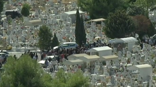 Thousands Attend Funeral Of Stabbed Musician