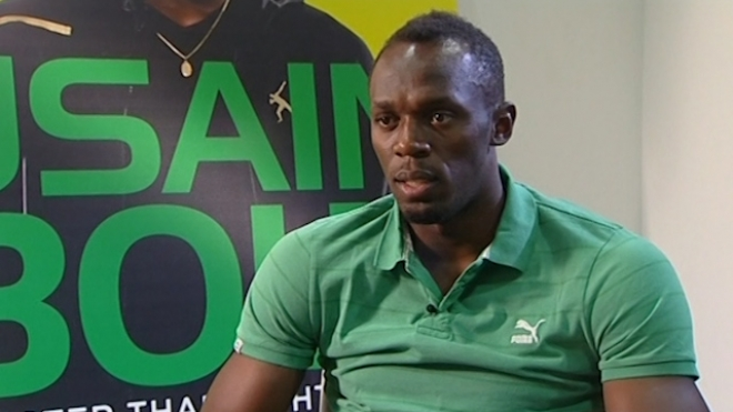 Bolt Keeps Setting Goals, Wants To Be One Of The Greats