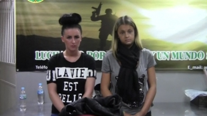 British Women Prepare For Their Trial On Drug Smuggling Charges