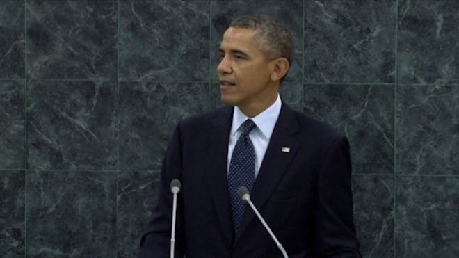 Obama: Diplomatic Path With Iran Must Be Tested