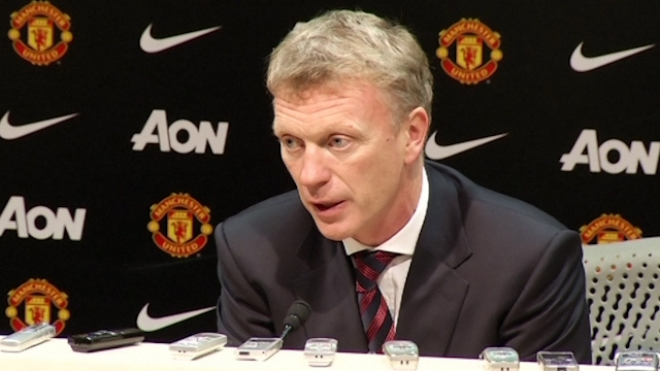 I am not a ferret, insists Moyes