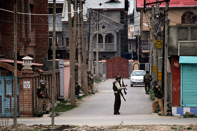 Police Say Twelve Killed In Attack In India's Kashmir