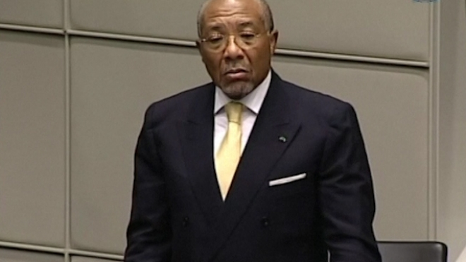 Judges Uphold War Crimes Of Liberias Charles Taylor