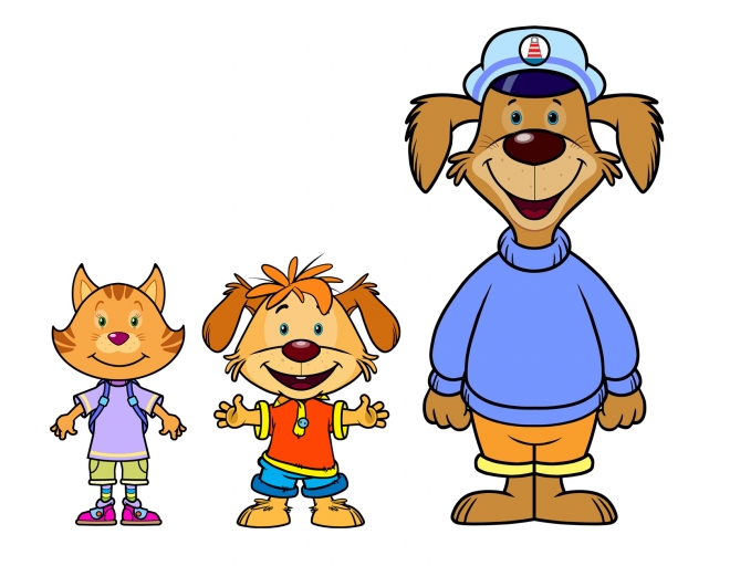 From Danger Mouse to Pip! The Evolution and Business Behind Children's TV