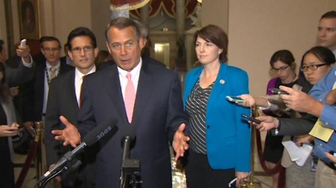 U.S. Government Shutdown Begins Amid Budget Row