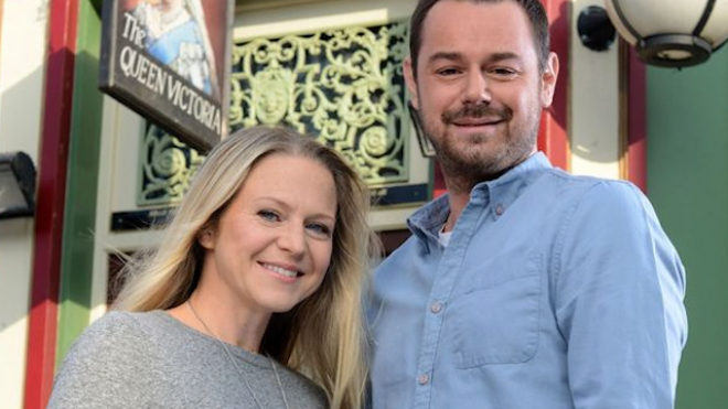 Danny Dyer To Play New EastEnders Queen Vic Landlord