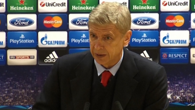 Wenger Delighted With Arsenal Performance