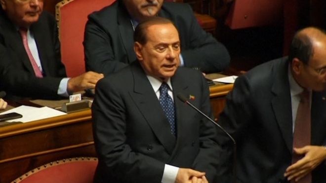 Italys Berlusconi Decides To Back Letta Government