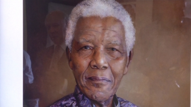 London Hosts Launch Of We Love Mandela Art Exhibit