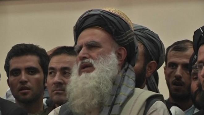 Al Qaeda Mentor Runs For Afghan Presidency