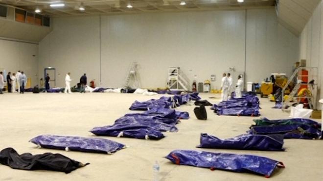 Lampedusa Boat Sinking: 300 Migrants Feared Dead