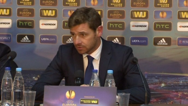 Spurs Beat Anzhi 2-0 In Europa League