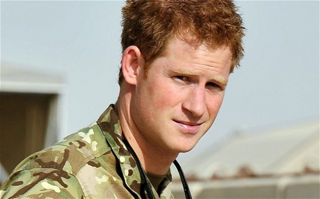 Prince Harry Arrives In Australia For IFR