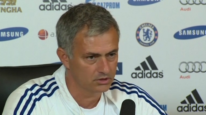 Premier League Wide Open Says Mourinho