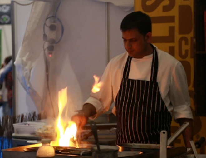 Halal Food Festival: A Booming Sector for the British Economy