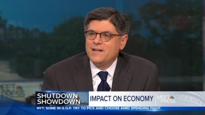 Fears Of Debt Default Rise As U.S. Shutdown Continues