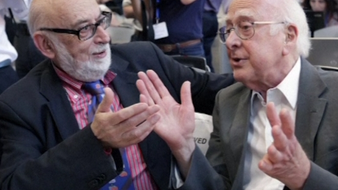 Higgs And Englert Win 2013 Nobel Prize For Physics