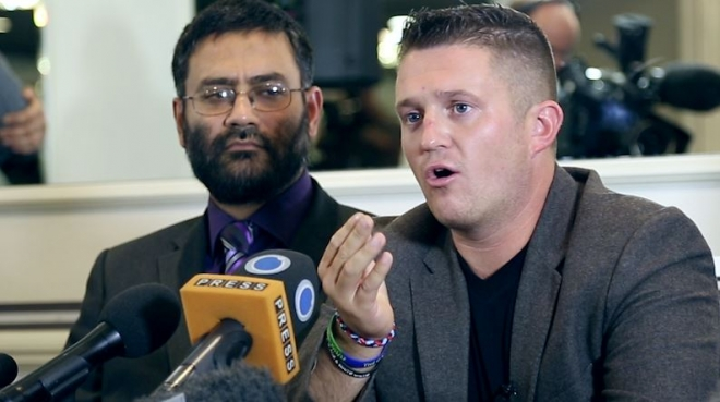 EDL Leader Tommy Robinson Defends Shock Resignation - Full Statement
