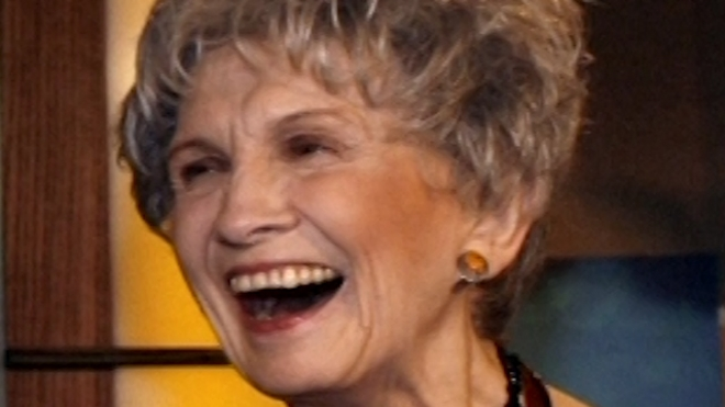 Alice Munro Wins Nobel Prize For Literature