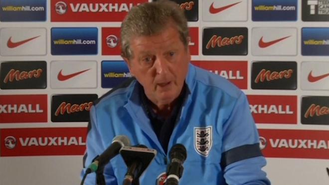 Hodgson Positive On England Qualification Chances