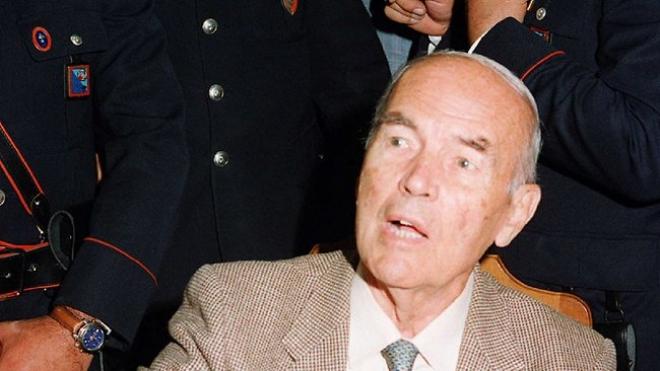 Convicted Nazi War Criminal Erich Priebke Dies Aged 100