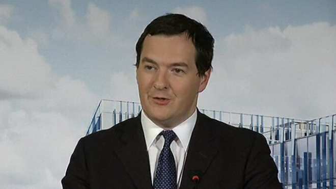 George Osborne Welcomes China Joint Airport Project