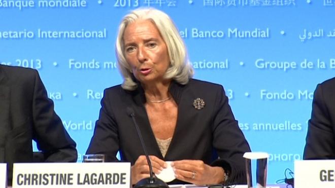 IMF Warns Against Tightening Monetary Policies